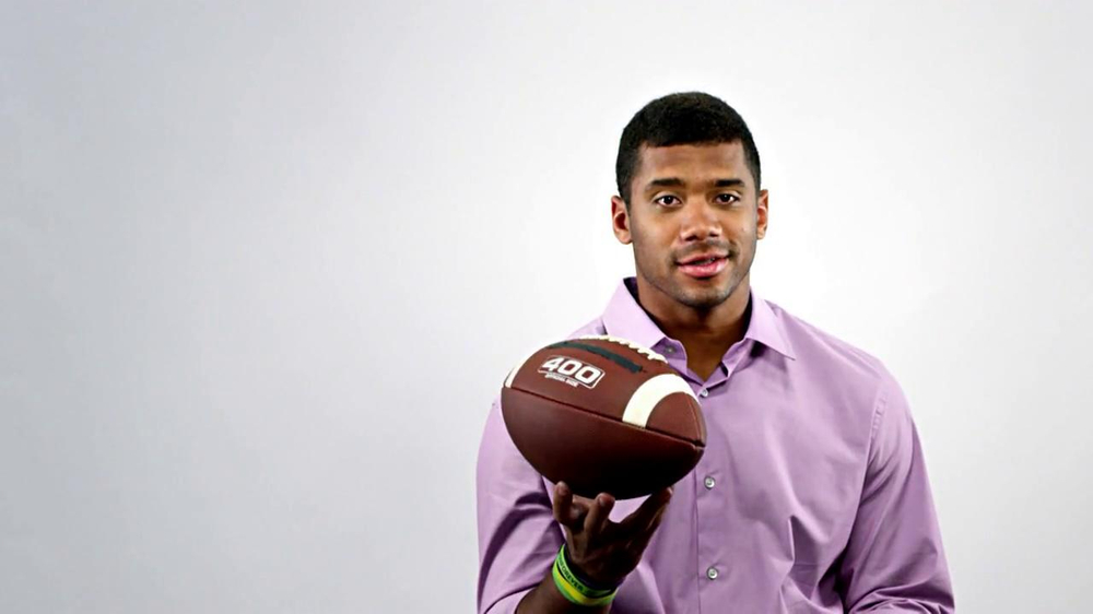 American Family Insurance TV Spot Featuring Russell Wilson - Screenshot 1
