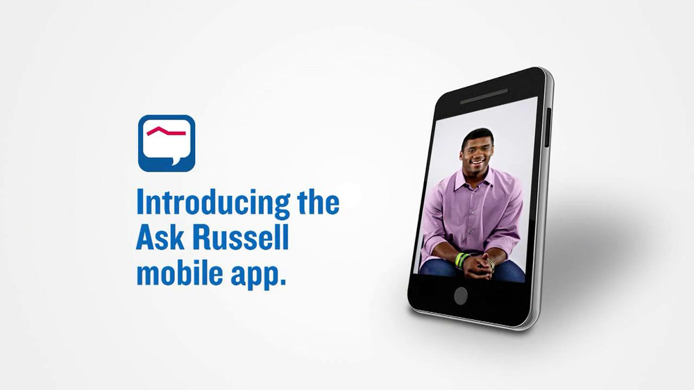 American Family Insurance TV Spot Featuring Russell Wilson - Screenshot 8