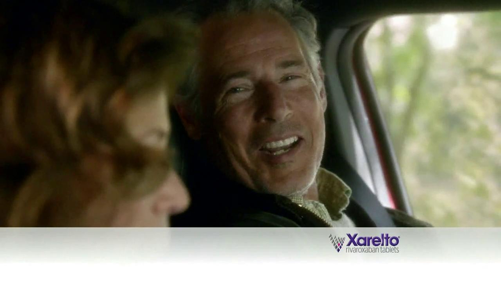 Xarelto TV Spot, 'Jim' - Screenshot 2