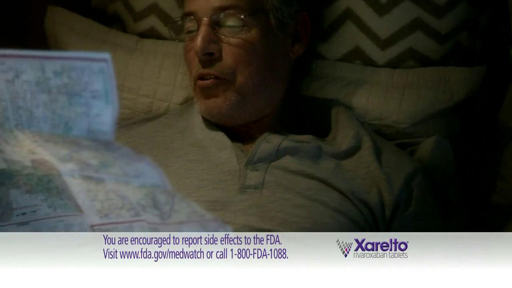 Xarelto TV Spot, 'Jim' - Screenshot 6