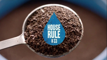 Maxwell House Single Serve Cafe Collection TV Spot, 'House Rule #33'