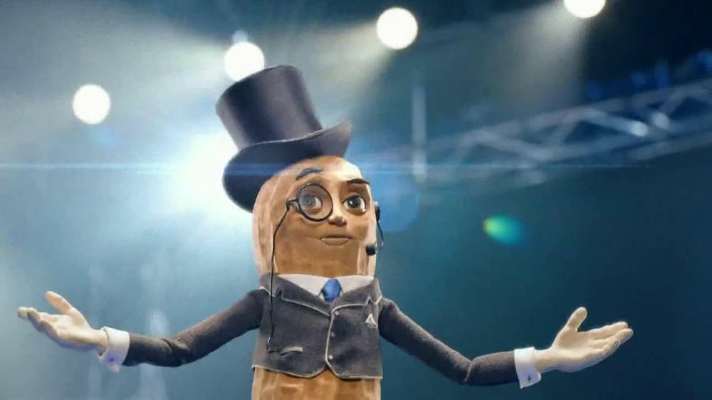 Planters TV Spot, 'The Personal Peanut' - Screenshot 1