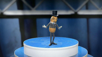 Planters TV Spot, 'The Personal Peanut' - Thumbnail 3