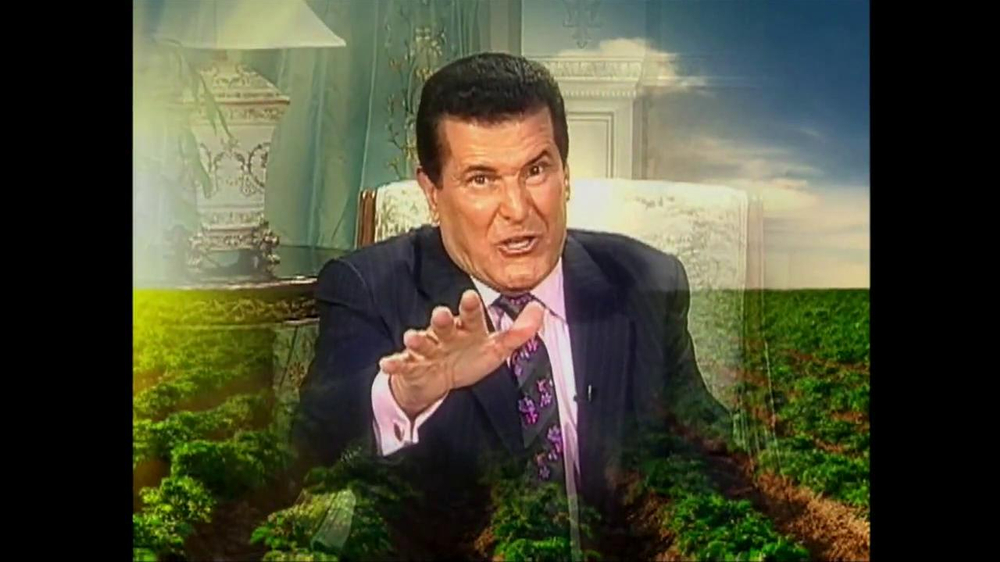 Peter Popoff Ministries Miracle Mixture TV Spot - Screenshot 4