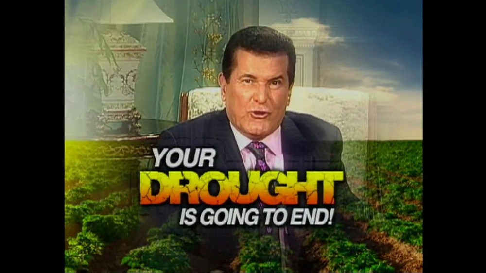 Peter Popoff Ministries Miracle Mixture TV Spot - Screenshot 5