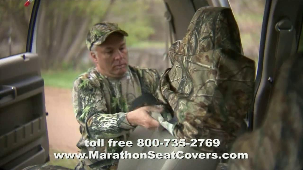 Superhides Seat Covers >> Marathon Seat Covers TV Commercial - iSpot.tv
