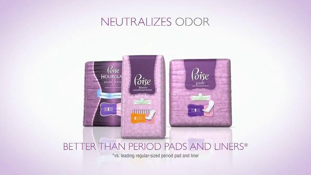 Poise Pads and Liners TV Spot, 'Insanity' - Screenshot 10
