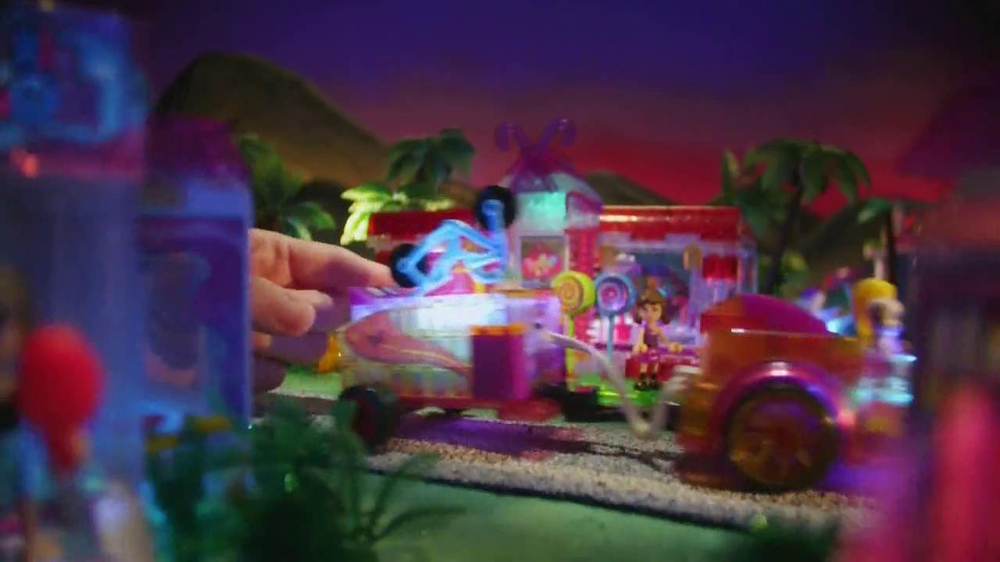 Cra-Z-Art Lite Brix Sunset Island TV Spot - Screenshot 2