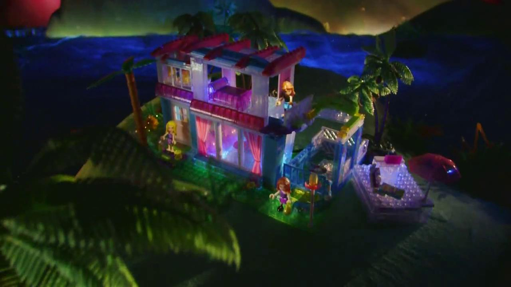 Cra-Z-Art Lite Brix Sunset Island TV Spot - Screenshot 4