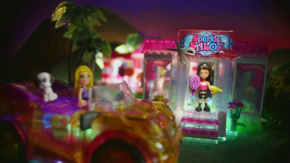 Cra-Z-Art Lite Brix Sunset Island TV Spot - Screenshot 7