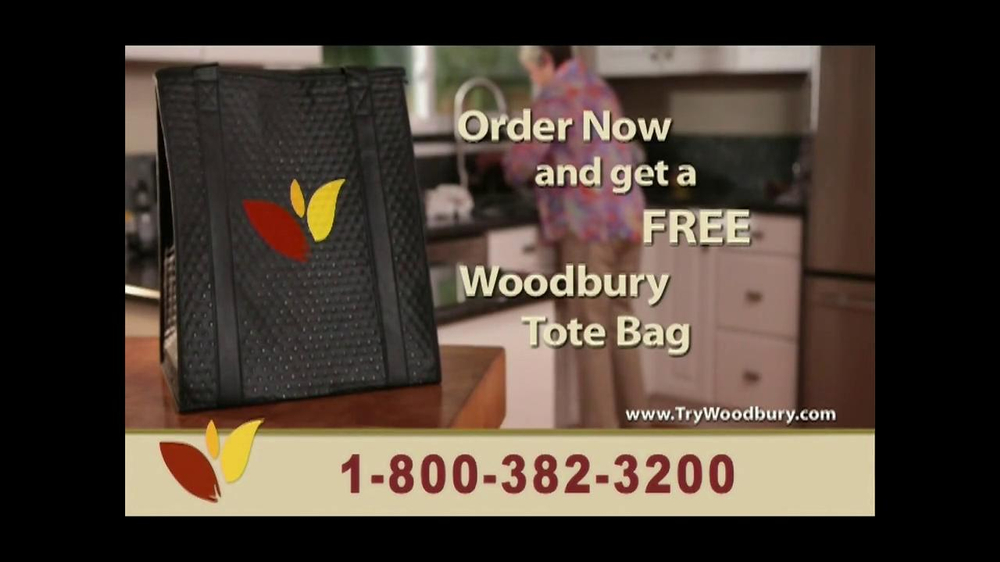 Woodbury Health Products TV Spot - Screenshot 10