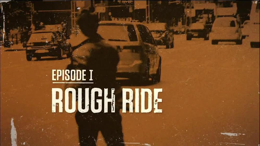 Motorola Droid Ultra TV Spot, 'Episode 1: Rough Ride' - Screenshot 2