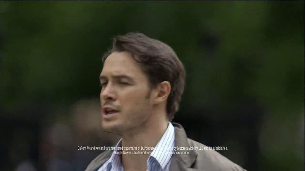 Motorola Droid Ultra TV Spot, 'Episode 1: Rough Ride' - Screenshot 5