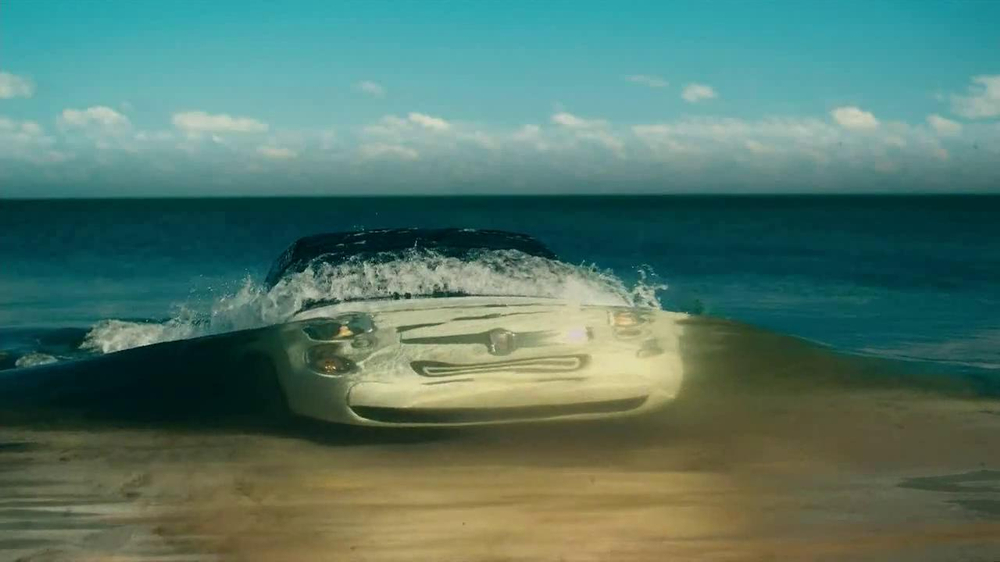 FIAT 500L TV Spot - Screenshot 4