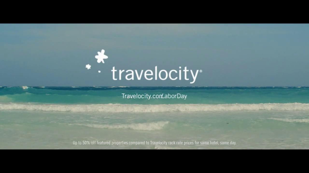 Travelocity TV Commercial, 'Labor Day' - iSpot.tv
