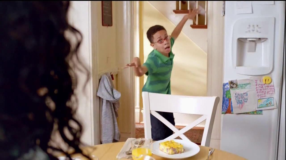 Kellogg's Eggo Waffles TV Spot, 'Picky Eater' - Screenshot 2