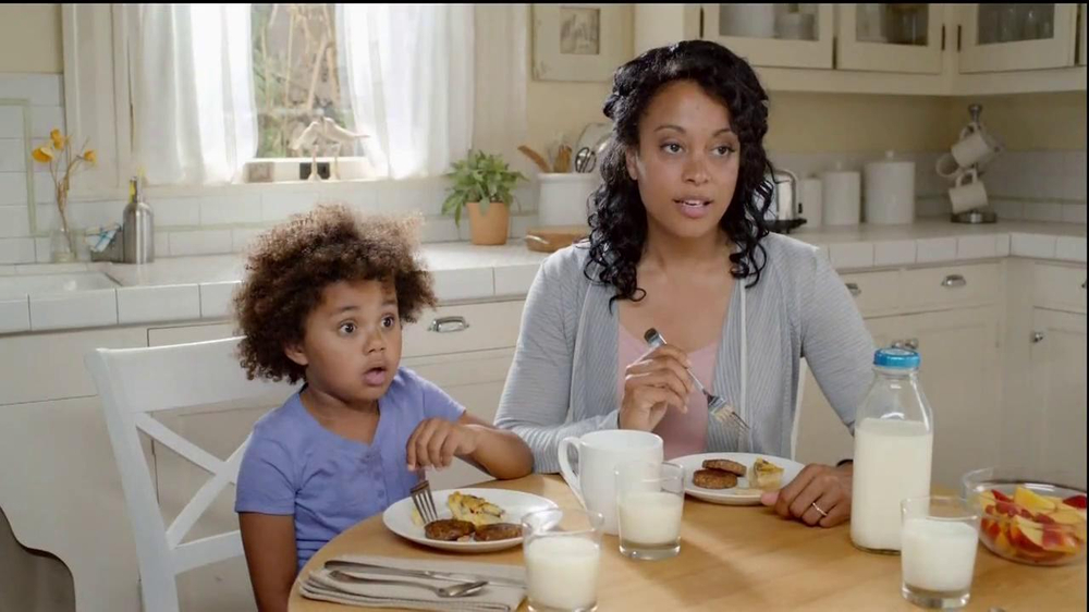 Kellogg's Eggo Waffles TV Spot, 'Picky Eater' - Screenshot 4