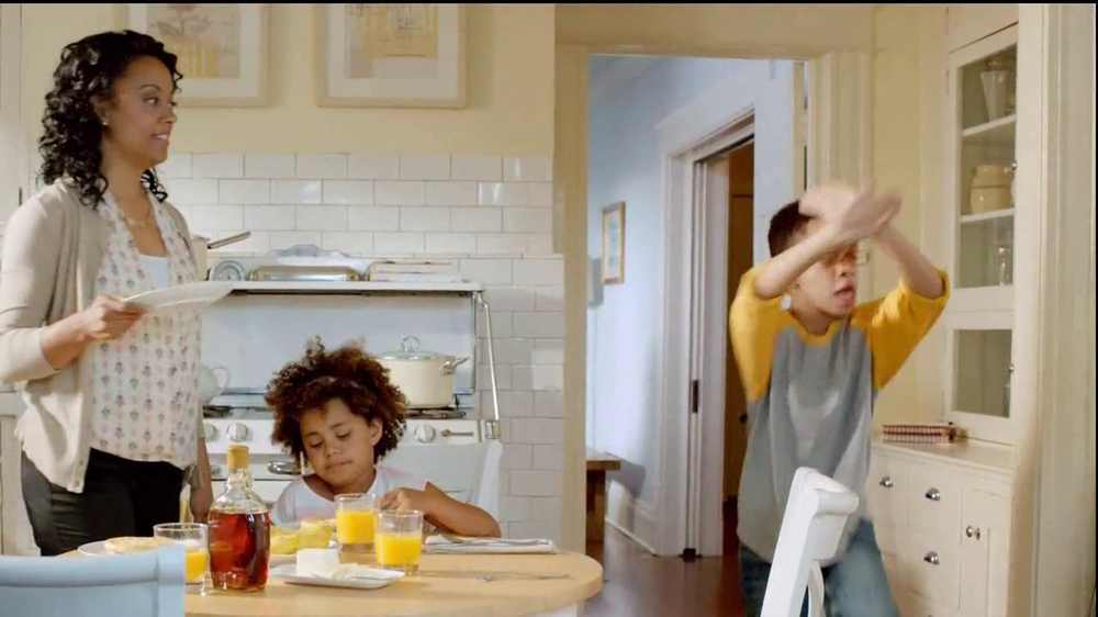 Kellogg's Eggo Waffles TV Spot, 'Picky Eater' - Screenshot 5