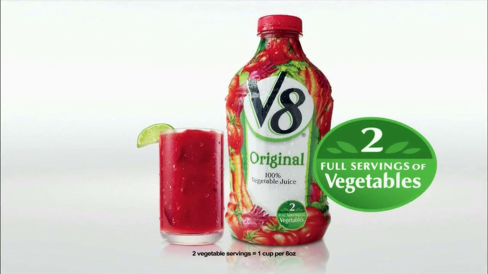 V8 Juice TV Spot, 'Personal Trainer' - Screenshot 5