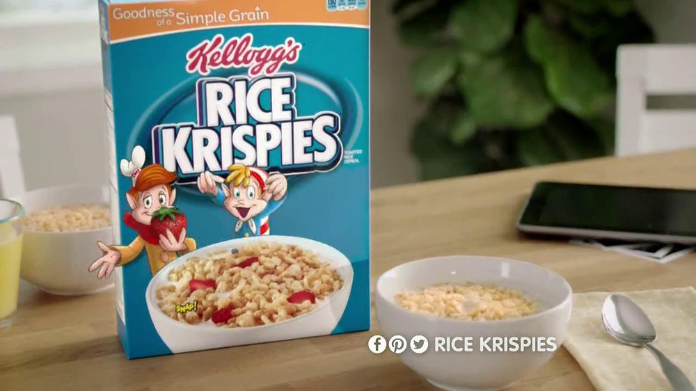 Kellogg's Rice Krispies TV Spot, 'How'd That Happen?' - Screenshot 9