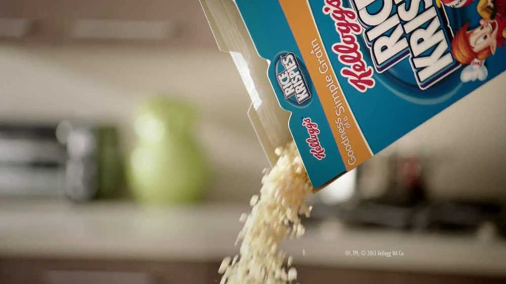 Kellogg's Rice Krispies TV Spot, 'How'd That Happen?' - Screenshot 7