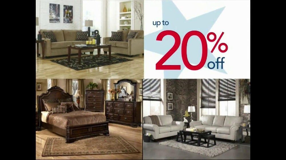 Ashley Furniture Homestore Labor Day Event Tv Commercial 39 Hurry In 39