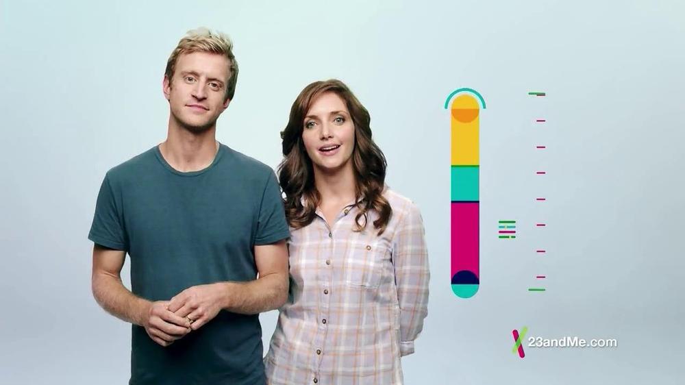 23andMe TV Spot - Screenshot 2