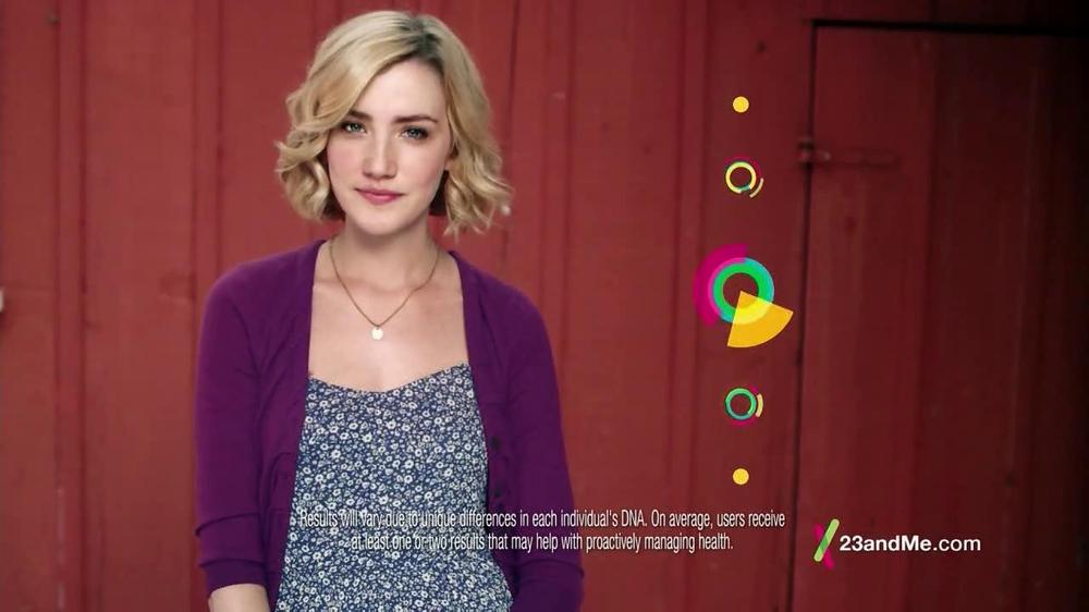 23andMe TV Spot - Screenshot 4