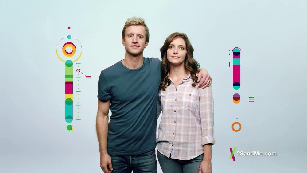 23andMe TV Spot - Screenshot 8
