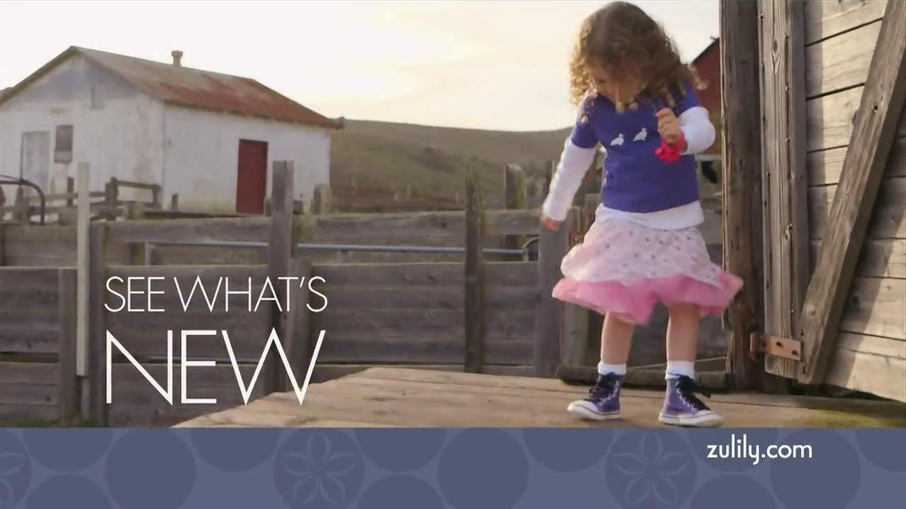 Zulily TV Spot, 'Savvy Moms' - Screenshot 4
