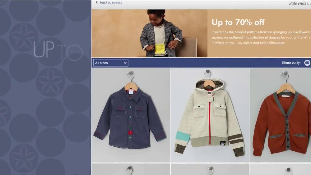 Zulily TV Spot, 'Savvy Moms' - Screenshot 6