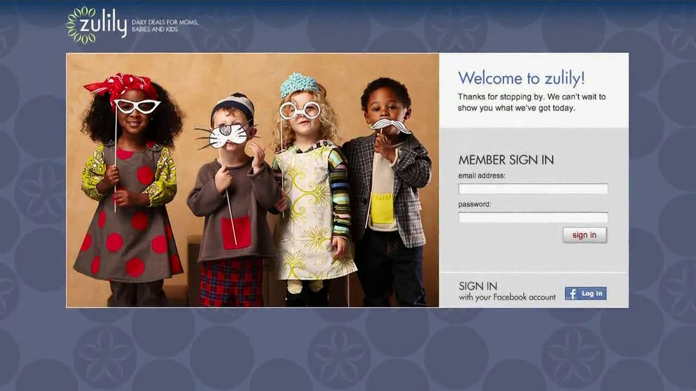 Zulily TV Spot, 'Savvy Moms' - Screenshot 8
