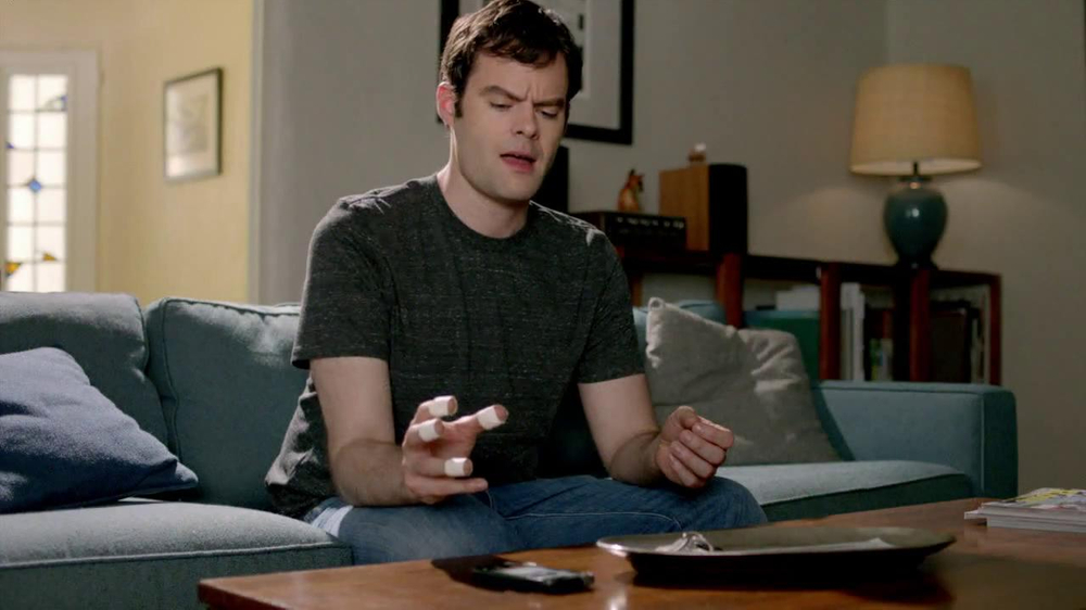 T-Mobile TV Spot, 'Day 319 of 730' Featuring Bill Hader - Screenshot 5