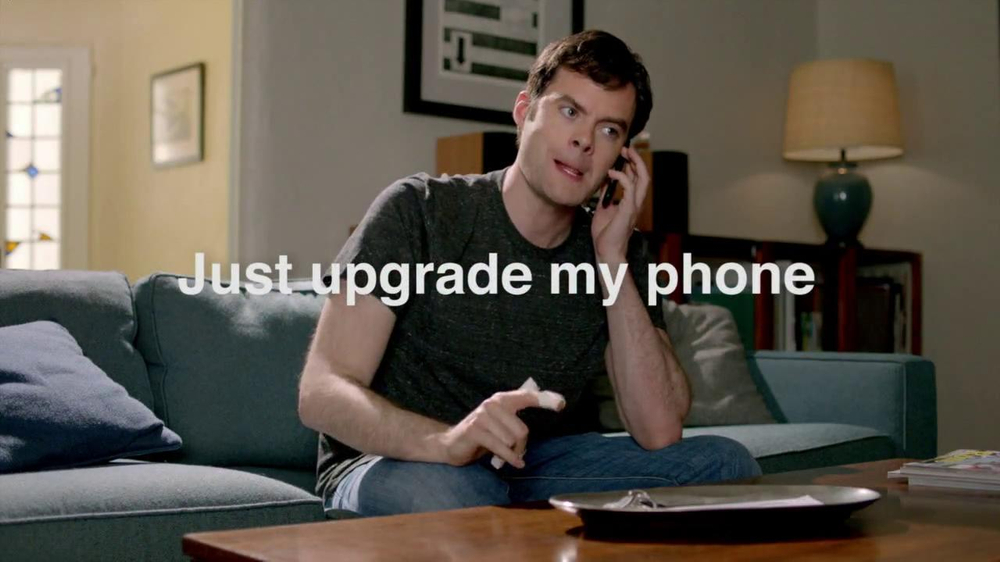 T-Mobile TV Spot, 'Day 319 of 730' Featuring Bill Hader - Screenshot 8