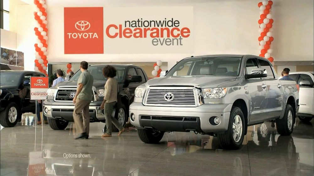 Toyota Nationwide Clearance Event TV Commercial, 'Camry ...