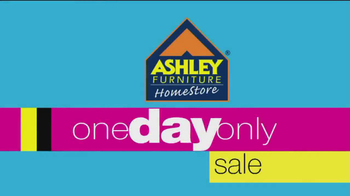 Ashley Furniture Homestore One Day Sale Tv Commercial