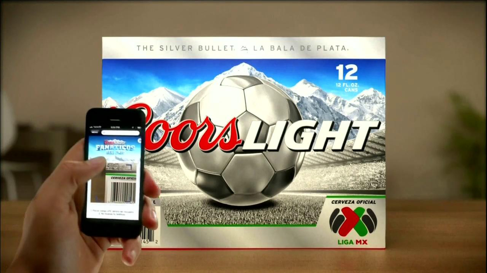 Univision Deportes TV Spot, 'Coors Light' - Screenshot 3