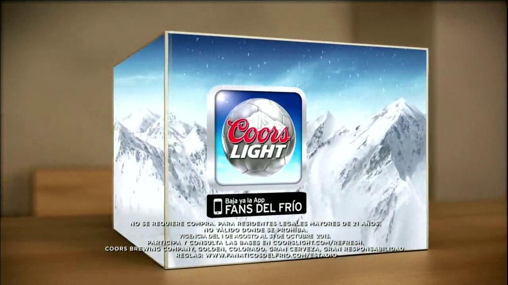 Univision Deportes TV Spot, 'Coors Light' - Screenshot 6