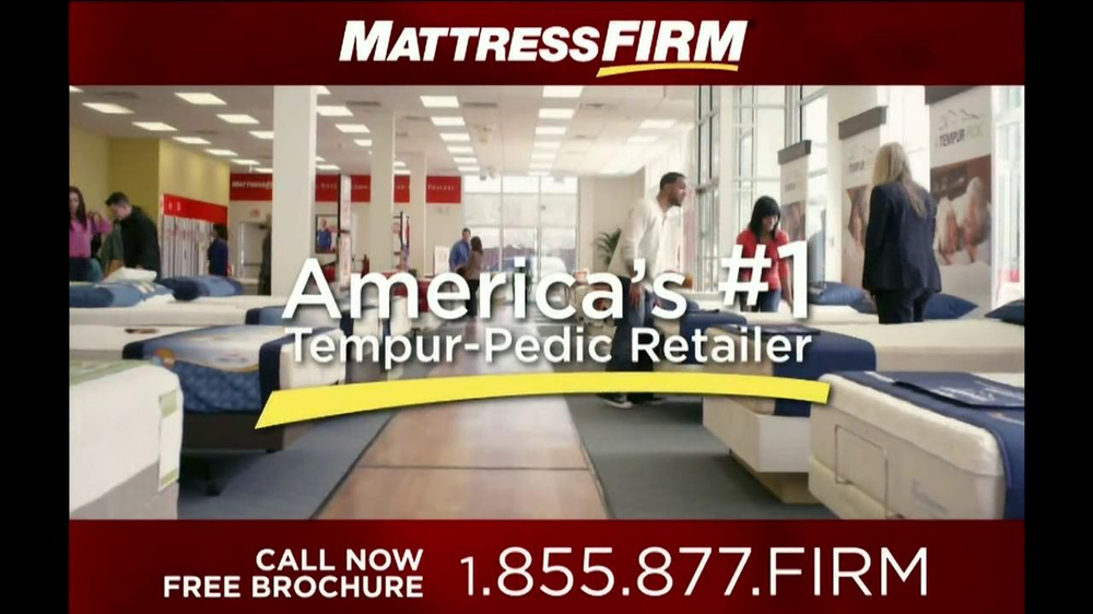 Mattress Firm Tempur-Pedic TV Spot - Screenshot 3