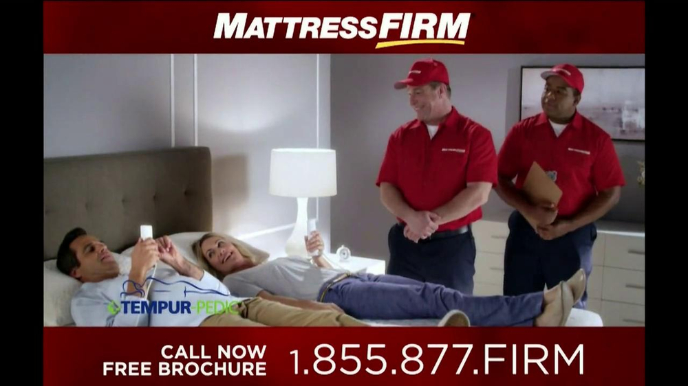 Mattress Firm Tempur-Pedic TV Spot - Screenshot 5