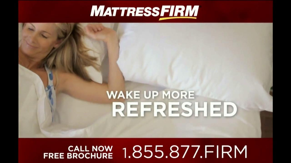 Mattress Firm Tempur-Pedic TV Spot - Screenshot 7