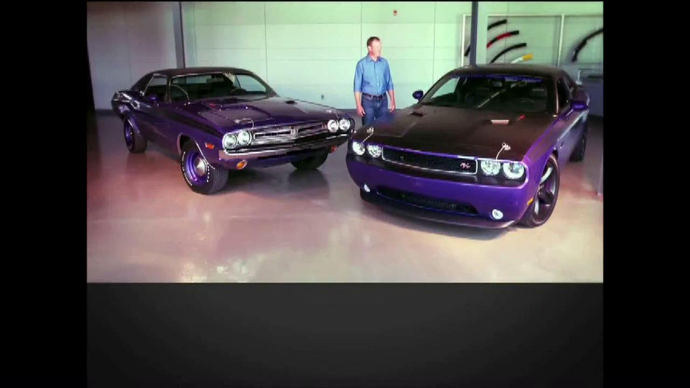 2013 Challenger Dream Giveaway TV Spot - Screenshot 1