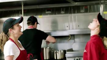 Pizza Hut Cheesy Bites Pizza TV Spot [Spanish]