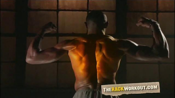 The Rack Workout TV Spot, 'Get Jacked' Featuring Terrell Owens