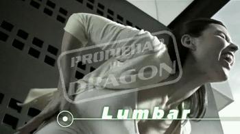 Dragon Pain Relief Cream TV Spot, 'Propiedad de Dragon' [Spanish]