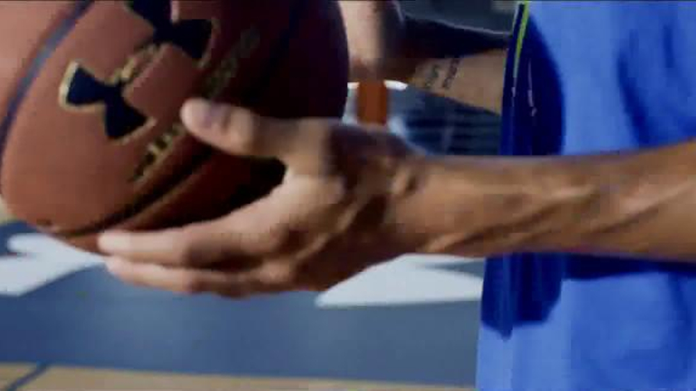 Armour ClutchFit TV Spot, Drive Basketball Shoe Feat. Stephen Curry