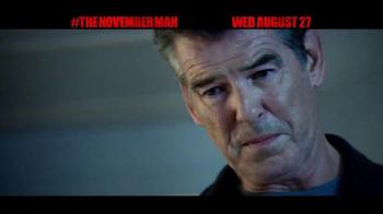 The November Man - Alternate Trailer 5