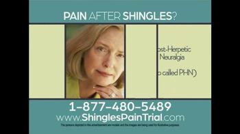 ShinglesPainTrial.com TV Spot