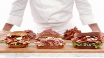 Arby's Mega Meat Stacks TV Spot, 'Almost All The Meats'