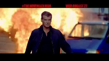 The November Man - Alternate Trailer 10